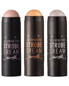 Barry M Illuminating Strobe Cream Pack Of 3