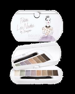 Bourjois Les Nudes Eyeshadow Palette Pack Of 2