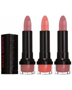 Bourjois Rouge Edition Lipstick Pack Of 3