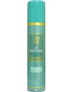 Je Reviens 75ml Perfumed Body Spray