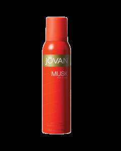 Jovan Musk 150ml Perfumed Deodorant Spray