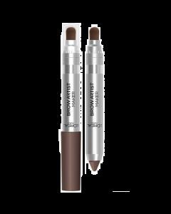L'Oreal Brow Artist Maker Pen & Brush 04 Dark Brunette