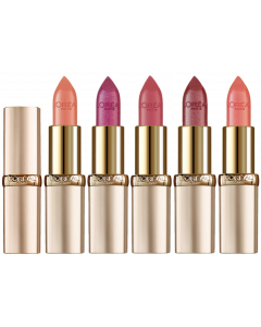 L'Oreal Color Riche Lipstick Pack Of 3