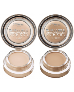L'Oreal Infallible 24H Concealer Pomade Pack Of 3