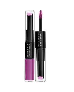 Infallible 24HR Duo Lipstick 216 Permanent Plum