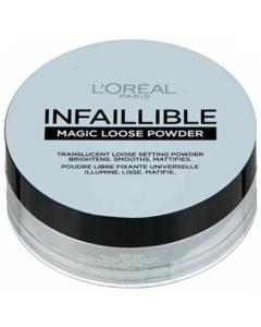 L'Oreal Infallible Magic Translucent Loose Powder