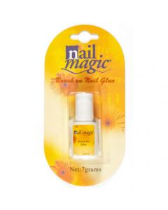 Nail Magic 7g Brush On Nail Glue