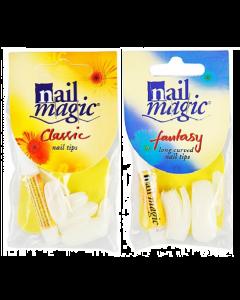 Nail Magic Professional Nail Tips Pack Of 24