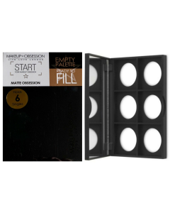 Make Up Obsession Empty Palette Pack Of 3