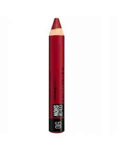 Maybelline Color Drama By Color Show Lip Pencil 510 Red Essential Pack Of 3