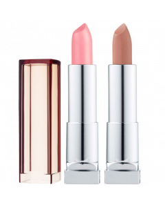 Maybelline Color Sensational Nude Shades Lipstick