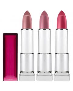 Maybelline Color Sensational Lipstick Rose Shades Pack Of 3
