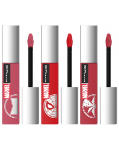 Maybelline Super Stay Matte Ink Marvel Edition Pack Of 3