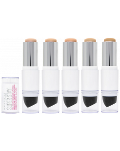 Maybelline Super Stay Multi Use Foundation Stick Pack Of 3