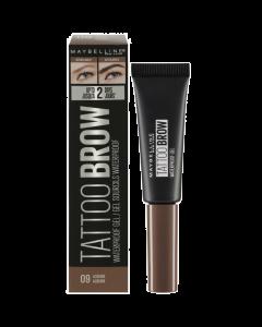Maybelline Tattoo Brow Waterproof Eyebrow Gel 09 Auburn Pack Of 3