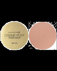Max Factor Creme Puff Powder 75 Golden  (NB Scratched Lids)
