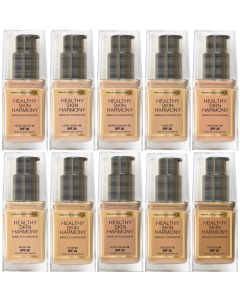 Max Factor Healthy Skin Harmony Miracle Foundation (BROKEN SEAL & DEACTIVATED SECURITY TAG)