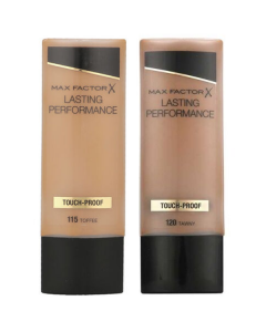 Max Factor Lasting Performance Pack Of 3