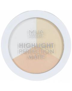 MUA Highlight Perfection Matte Natural Light