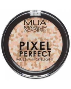 MUA Pixel Perfect Multi Highlight Moonstone Shine (SCUFFED CASE)