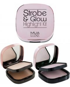 MUA Strobe & Glow Highlight Kit