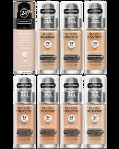 Revlon Colorstay Foundation Combination/Oily Pump Bottles