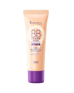 Rimmel BB Cream Matte 9 In 1 Make-Up Light Pack Of 2