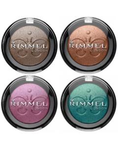 Rimmel Magnif'eyes Mono Eyeshadow Pack Of 3