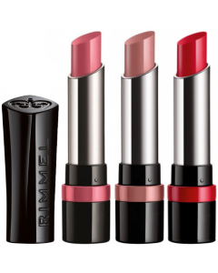 Rimmel The Only 1 Lipstick Pack Of 3