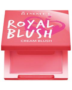 Rimmel Royal Cream Blush 002 Majestic Pink Pack Of 3