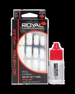 Royal Cosmetic Connections Regular Nail Tips