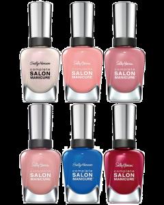 Sally Hansen Complete Salon Manicure Polish Pack Of 12