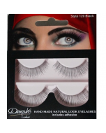 Dimples False Eyelashes Black Style 120