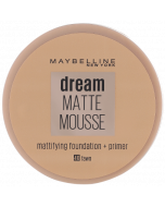 Maybelline Dream Matte Mousse Foundation + Primer 40 Fawn Pack Of 3