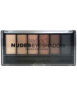 Technic Nudes 6pc Eyeshadow