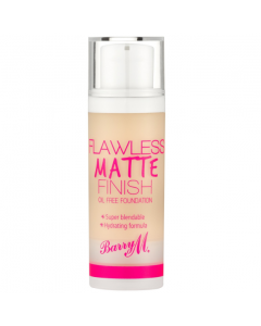 Barry M Flawless Matte Finish Oil Free Foundation