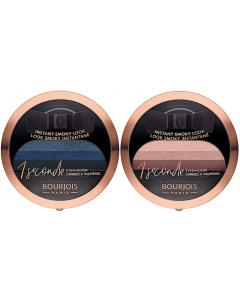 Bourjois 1 Seconde Eyeshadow Pack Of 3