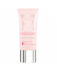 Bourjois City Radiance Skin Protecting Foundation