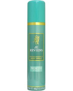 Je Reviens 75ml Perfumed Body Spray