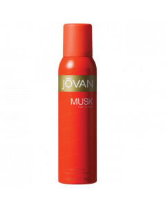 Jovan Musk 150ml Perfumed Deodorant Spray