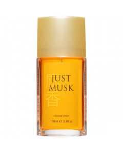 Just Musk 100ml Cologne Spray Unboxed