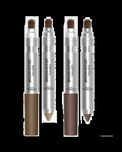 L'Oreal Brow Artist Maker Pen & Brush Pack Of 3