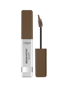 L'Oreal Brow Artist Sculpt 2 In 1 Brow Mascara 03 Cool Brunette