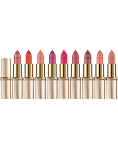 L'Oreal Color Riche Lipstick Pack Of 3
