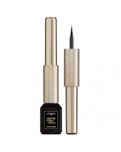 L'Oreal Matte Signature Liquid Eyeliner 01 Black Signature Pack Of 3
