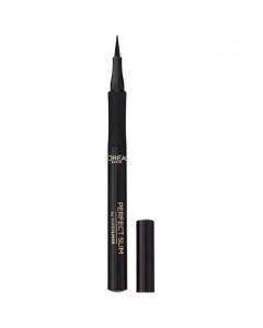 L'Oreal Super Liner Perfect Slim Felt Tip Eyeliner Pen Intense Black Pack Of 6