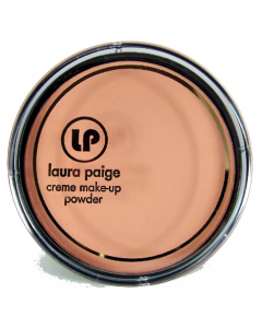 Laura Paige Creme Make Up Powder Refill 3 Tan Beige