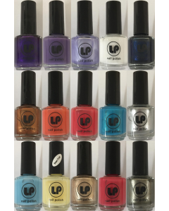 Laura Paige Nail Polish Pack Of 100