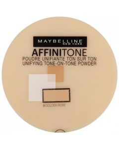 Maybelline Affinitone Powder 20 Golden Rose Pack Of 2