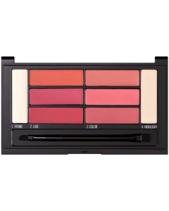 Maybelline Color Drama Lip Contour Palette Blushed Bombshell Refill